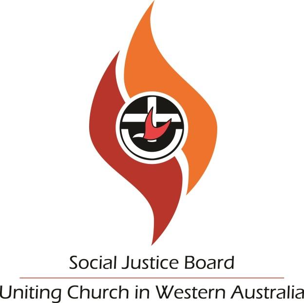 social justice logo (Board)