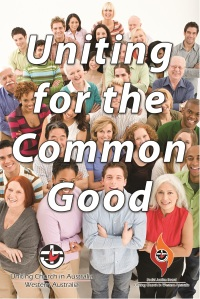 Uniting 4 common good Banner