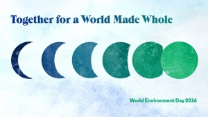 World Environment Day 2016 worship resource cover